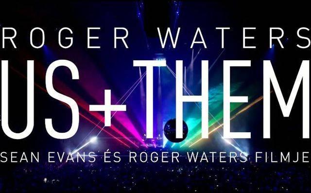 Roger Waters: US+THEM koncertfilm a mozikban
