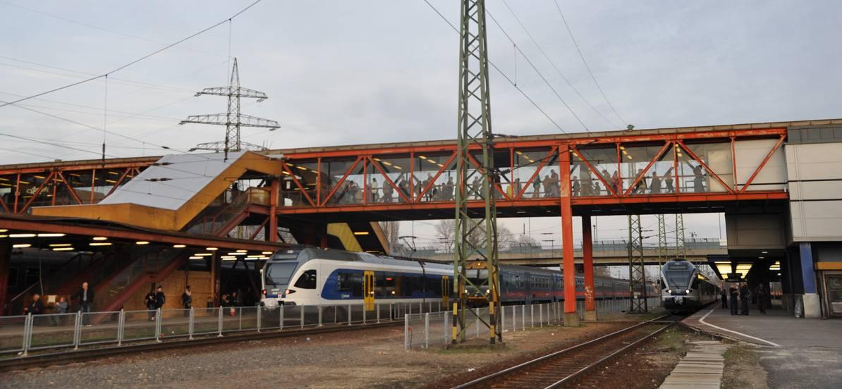 Az ország leginkább leterhelt vasútvonala újul meg