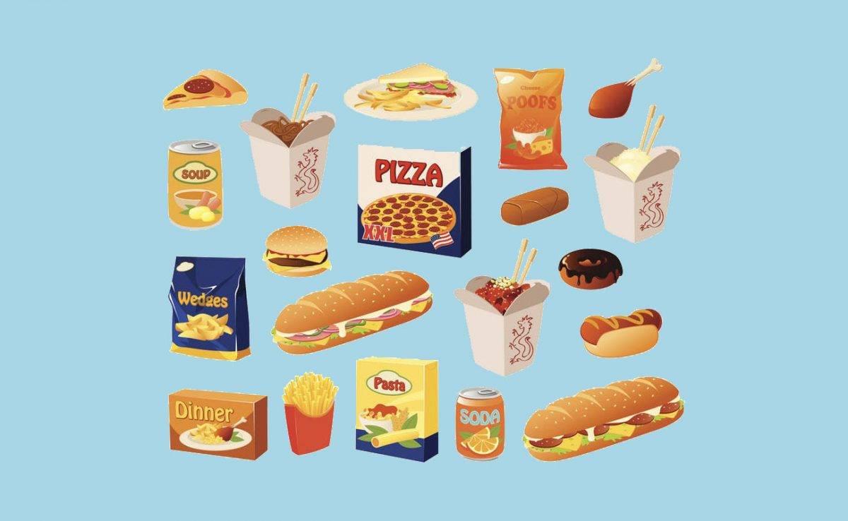Egészségtelenek az ultrafeldolgozott élelmiszerek