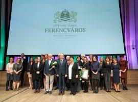 227. születésnapját ünnepelte Ferencváros