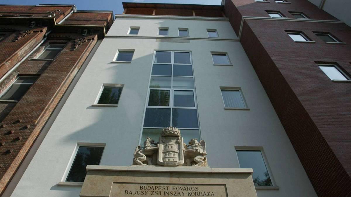 Lezárult a Bajcsy-Zsilinszky Kórház és Rendelőintézet ÁSZ-ellenőrzése
