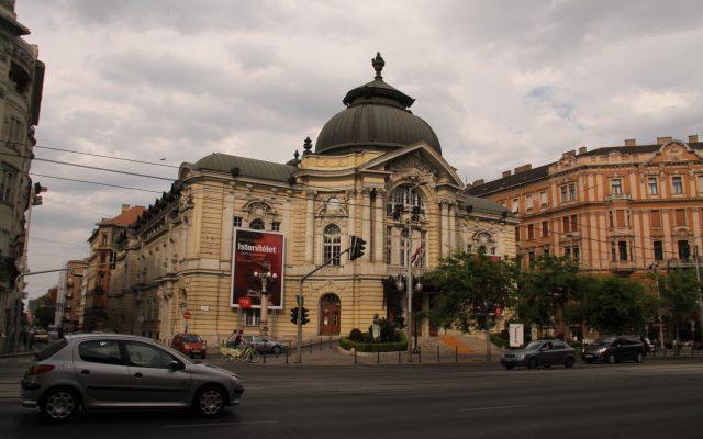 Rudolf Péter a Vígszínház élén