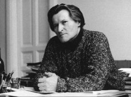 Kiállítással emlékeznek Réber László grafikusművészre