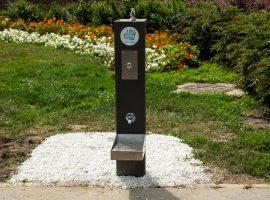 Új ivókutakkal küzd a hőség ellen a Fővárosi Önkormányzat