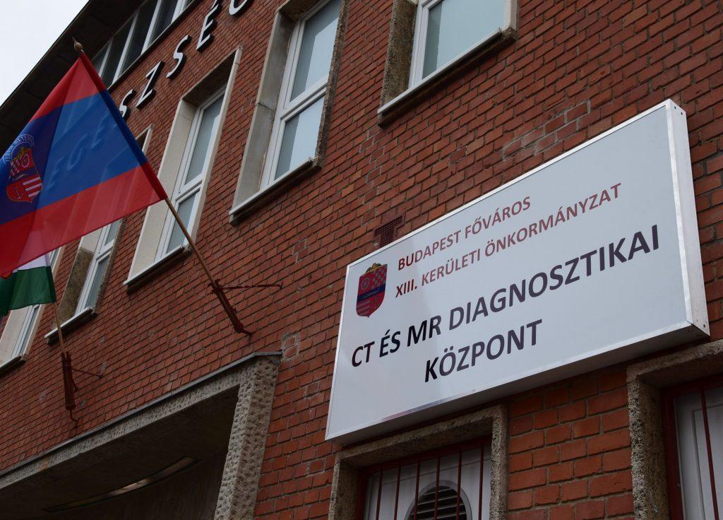 Három éves a CT/MR Diagnosztikai Központ a XIII. kerületben
