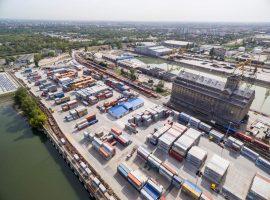 90 éves a csepeli szabadkikötő