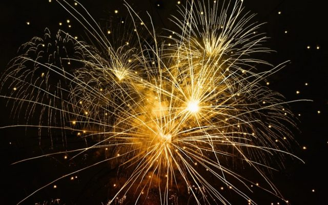 Tűzijáték tájékoztató