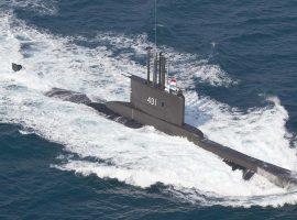 700 méter mélyen lehet az indonéz tengeralattjáró