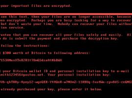Figyelem! Új zsaroló üzenettel fenyegetnek a hackerek