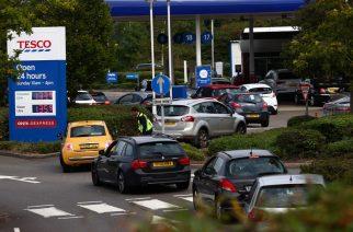 Legalább százezer sofőr hiányzik Nagy-Britanniában