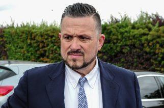 Két év 10 hónap szabadságvesztésre ítélte a bíróság Galambos Lajost