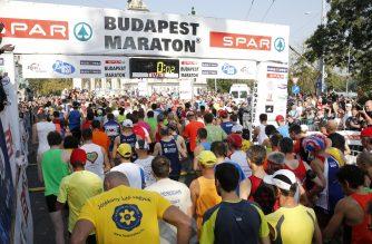 Budapest 20141011 Tömegsport  Futás 2014 Ősz  Budapest Spar Maraton Fotó: Mirkó István   Nemzeti Sport