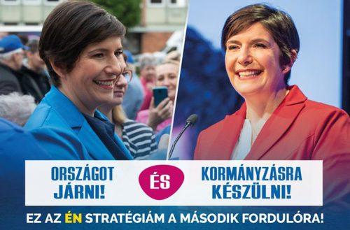 Dobrev Klára a Facebookon buzdítja szavazásra a választóit