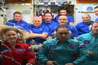 Orosz űrfilm